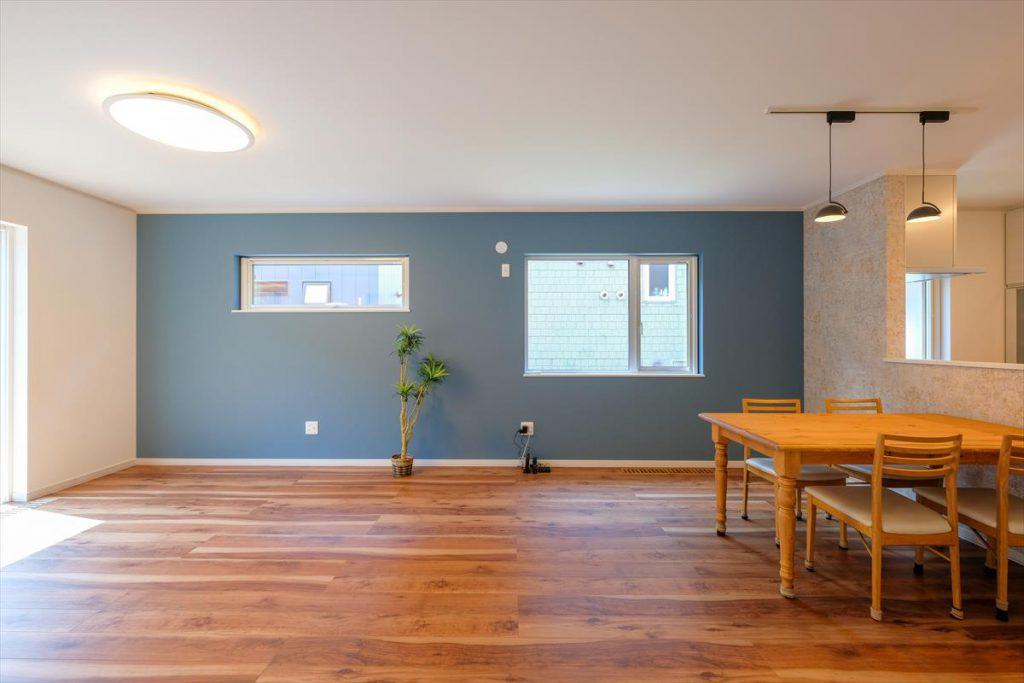 写真:お客様の声【札幌市・M邸】多彩なインテリアが楽しい住まい 評価100点(1)
