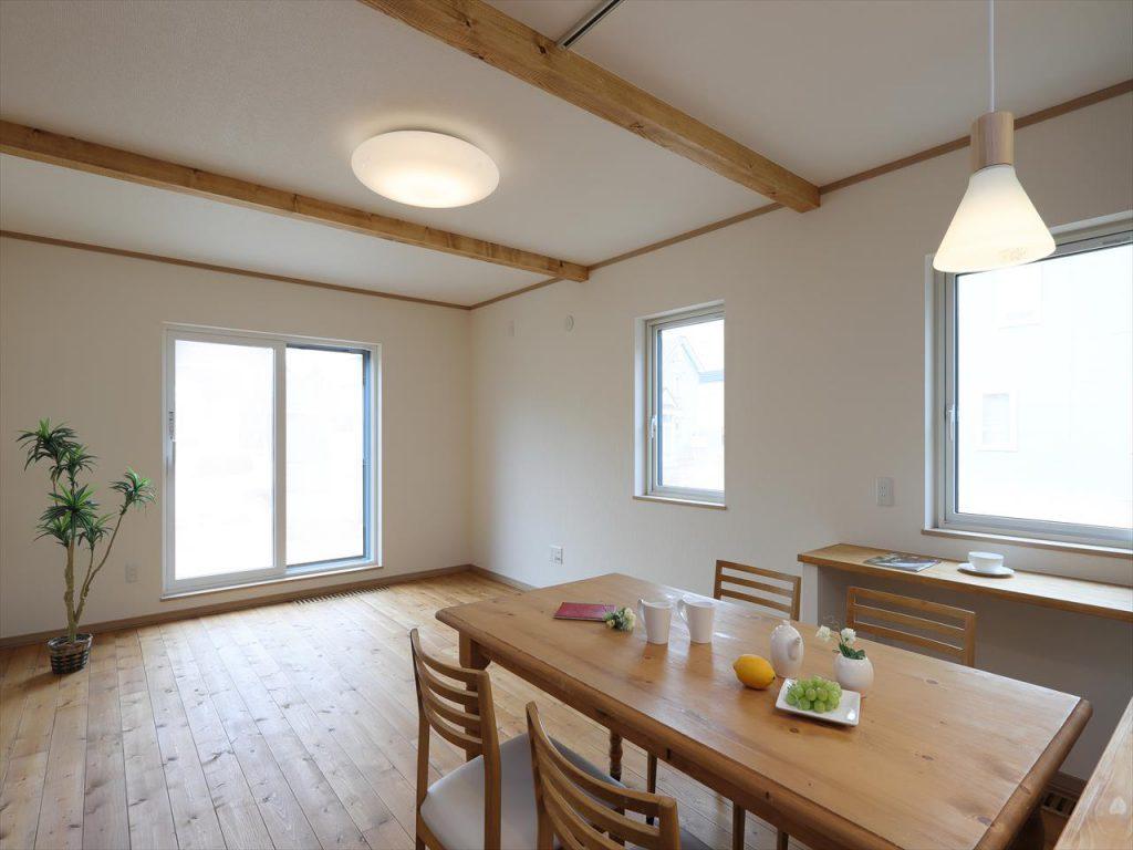 写真:お客様の声【札幌市・Y邸】以前より光熱費削減で満足 評価90点(1)