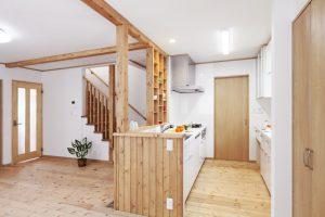 写真:お客様の声【札幌市・H邸】「暖かい家に入ると幸せを感じます」 評価85点(2)