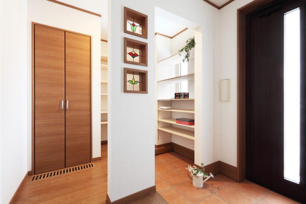 写真:お客様の声【札幌市・K邸】冬に玄関が非常に暖かい 評価50点(1)