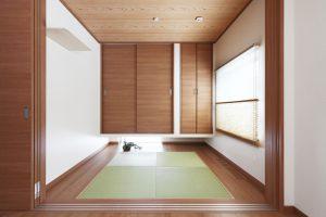 写真:お客様の声【札幌市・K邸】冬に玄関が非常に暖かい 評価50点(2)