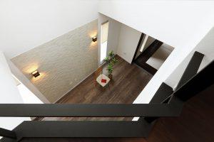 写真:お客様の声【北広島市・K邸】吹抜けが家族をつなぐ家 評価85点(2)
