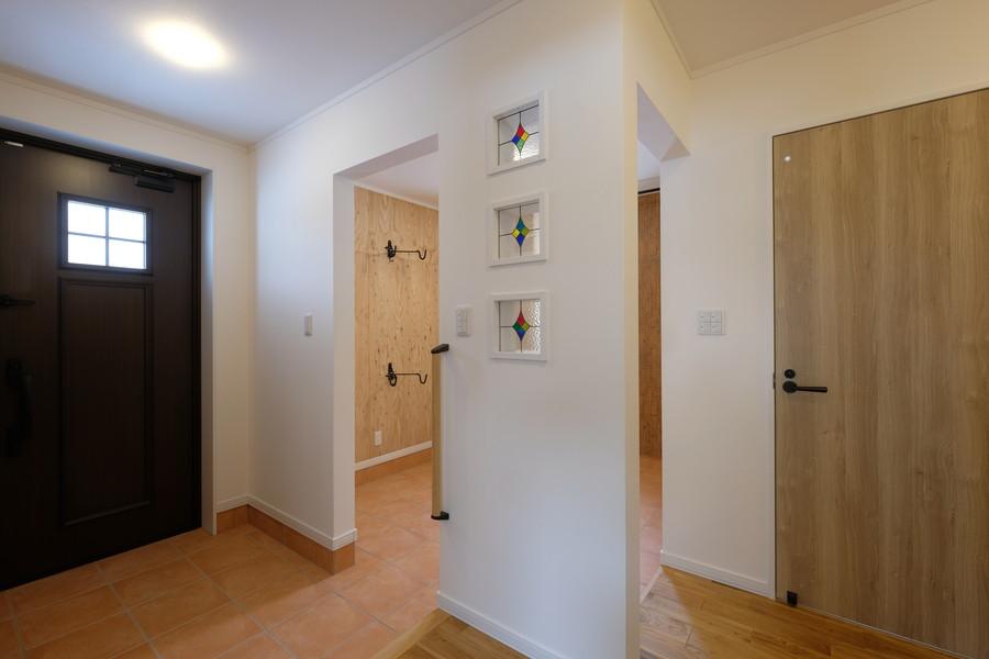 玄関ホール01
