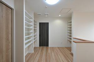 写真:収納上手で家事楽な地震に強い家【北広島市・Y邸】(2)